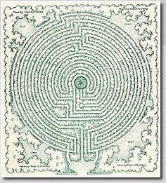 Harmonist Labyrinths