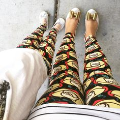 Mommy and I leggings by #lularoe, perfect for #disney. Look by LuLaRoe Sierra Turner https://m.facebook.com/LuLaroesierraturner/?ref=bookmarks