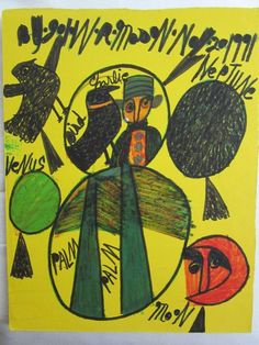 A drawing by John Robert Mason, an Afroamerican Artist. He had his atelier in a restaurant and was such an attraction for guests, that the owner offered him free breakfast for lifetime. Outsider Art, Gallery Website, Art Brut, The Outsiders, Personal Style, Presents, Attraction, Drawings, Restaurant