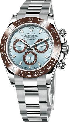 Timepieces LUX| Serafini Amelia| Watch| Rolex Cosmograph Daytona 2013 in Platinum