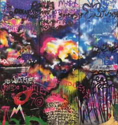 Coldplay's 'Mylo Xyloto' Graffiti Pictures - Album art | Rolling Stone