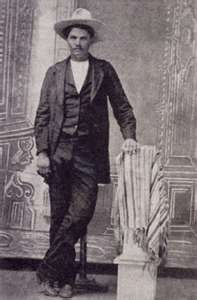 One of Texas deadlist outlaws- John Wesly Hardin
