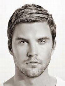 Image result for modern short hairstyles for men rectangular face round head