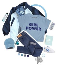 """∫ Girl Power ∫"" by flxridoskxilos ❤ liked on Polyvore featuring lululemon, Cheap Monday, adidas, Boohoo, philosophy and Terre Mère"