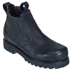Forge Shield Shoes Men's Steel Toe Vibram Sole Work Boots 30883