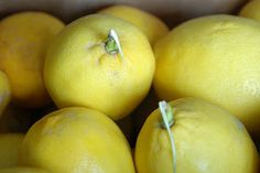 What do you do when your sister sends you a big box of Arizona Lemons? No, not lemonade, but that is a good answer. The first ...