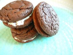 Sandwich Cookies from RWoP member Mandy Maier, also featured in our community cookbook.