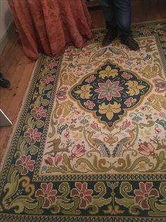 Oriental Style, Oriental Fashion, Cross Stitching, Cross Stitch Embroidery, Crossstitch, Tapestry, Rugs, Youtube, Handmade