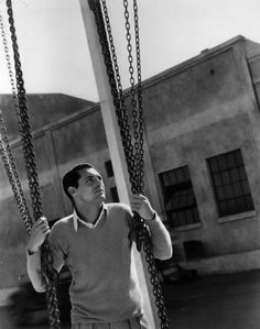 Cary Grant. They just don't make them how they used to...