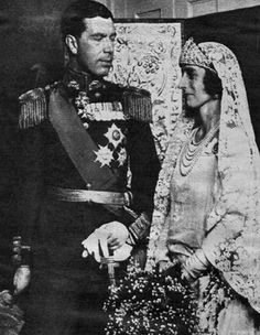 Lady Louise Mountbatten  Married: 3 November 1923 at St. James's Palace