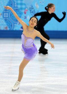 【写真特集】ソチ五輪 フィギュアスケート女子 - 毎日新聞