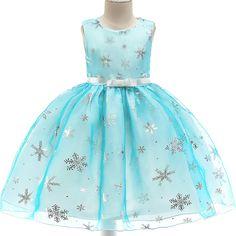 313643c4f8734b Goedkope Baby Meisje Zijde Prinses Jurk voor bruiloft Kinderen Jurken voor  Peuter Meisje Kinderen Mode Kerst