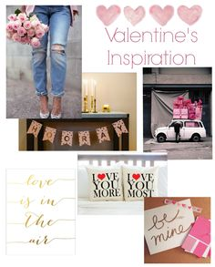 Valentine's Inspiration by All That's Glittered