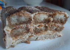 Tiramisu - MesiNasi - Sütemény és Egyszerű Étel Receptek Tiramisu, Naan, Banana Bread, Desserts, Food, Tailgate Desserts, Deserts, Essen, Postres