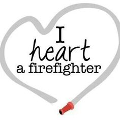 ♡♥♡......for my oldest son who is a Firefighter and my youngest son who is an Emergency Vehicle Tech. (he keeps em rollin!!) One very proud mom!