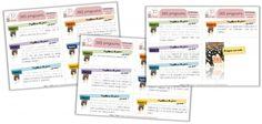 Problèmes mathématiques CM1/CM2 - Autour d'un livre : Le petit prince - Cycle 3 ~ Orphéecole