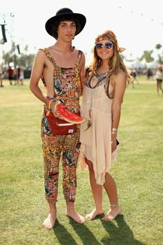 I love this pair! Without limits, just like Coachella festival!