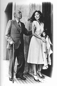 Borges and Maria Kodama