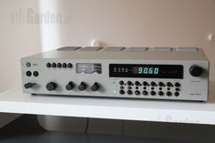 Receiver - BRAUN Regie 550d - Grey