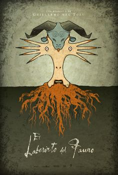 Pan's Labyrinth Poster by ~adamrabalais on deviantART