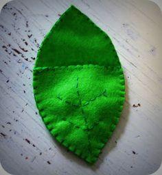 Pegdolls - Blätterschlafsack