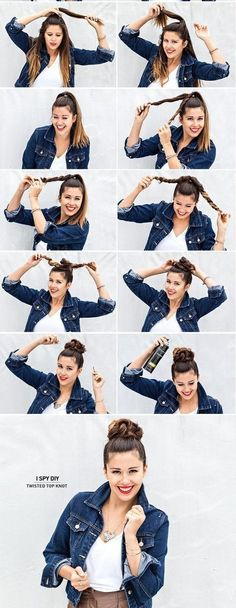 10 Amazing No-Heat Hairstyles you need to Know. These styles are quick and easy and great summer hairstyles or quick on the go hairstyles diy hairstyles 10 Amazing No Heat Hairstyles You Need To Know No Heat Hairstyles, Down Hairstyles, Girl Hairstyles, Braided Hairstyles, Amazing Hairstyles, Easy Summer Hairstyles, Hairstyles 2018, Easy Every Day Hairstyles, Pretty Hairstyles