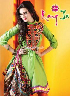 Rnag Ja Latest Eid Collection 2012 007 | Style.Pk