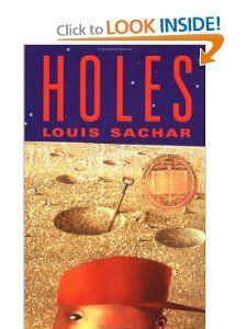 $5.71 Amazon.com: Holes (A Yearling Book) (9780440414803): Louis Sachar, Vladimir Radunsky, Bagram Ibatoulline: Books