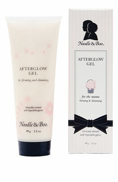 Noodle & Boo 'Afterglow' Gel - to give her that spa feeling.
