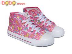 Tenisi Dama Jolie Pink High Top Converse, Converse Chuck Taylor High, High Top Sneakers, Chuck Taylors High Top, High Tops, Pink, Shoes, Fashion, Tennis