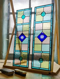 Stained glass windows   Light Leaded Designs   Rossendale Victorian Stained Glass Panels, Modern Stained Glass Panels, Stained Glass Door, Leaded Glass Windows, Making Stained Glass, Glass Panel Door, Stained Glass Designs, Stained Glass Projects, Stained Glass Patterns