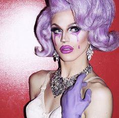 Drag Queen Obsessed — spankinbettie: Aquaria at LookQueen