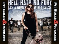 Pitbulls and Parolees  I love what this woman does for pit bulls