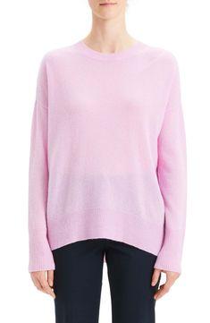 c6860cd8144 Karenia Long Sleeve Cashmere Sweater