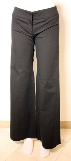 MAX & Co. LADIES COTTON-BLEND BLACK JEANS-UK 8-USED-EXCELLENT CONDITION-VERYCHIC
