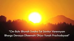 Gayatri Mantra - Powerful Mantra to Chant When Sun Moves into Aries on A...