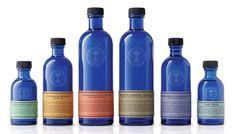 Blue Bottle/Frosted Logo/Clean Label