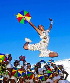 carnaval em Olinda, Brasil
