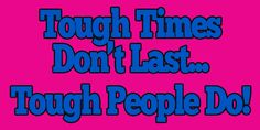 We want to share this little bit of motivation from the super talented Brett Kissel - Tough People Do!