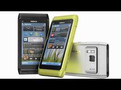 Nokia N-Series: N70, N90, N91 and N8 (2005 to 2010)