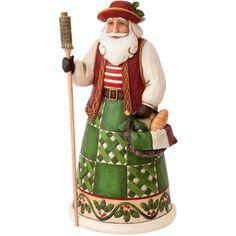 Italian Santa Jim Shore Figure $35.00