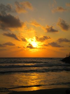Israel Sunset!