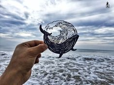 I really love to travel, explore new cultures and discover new places. But more than traveling I love art. So whenever and wherever I go art helps me to capture and memorize traveling moments. Kirigami, Stylo 3d, Whale Tattoos, 3d Pen, 3d Laser, Paper Artwork, Paper Cutting, Cut Paper, Love Art