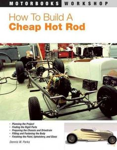 The ever-escalating cost of building or buying a hot rod is leaving more and more would-be hot rodders behind. This book will get those hopefuls off the sidelines by showing how a hot rod can be built