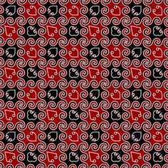 the ace of cephalopods fabric by sef on Spoonflower - custom fabric
