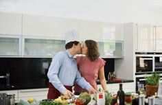 Kitchen Kiss @ www.wikilove.com/Kitchen_Kiss British Quotes, Kiss The Cook, New Words, Cooking, Kitchen, Kitchens, Cuisine, Brewing, Cucina