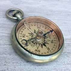 Antique compass❤️