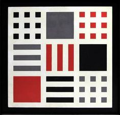 Mechano-Factura, 1924 by Henryk Berlewi. Constructivism. abstract