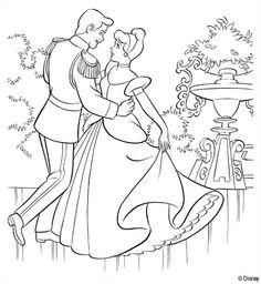 Desenhos para imprimir, colorir e pintar Princesas DisneyRota 83