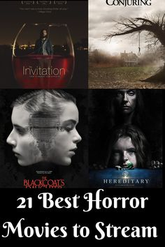 21 Best Horror Movies to Stream Now